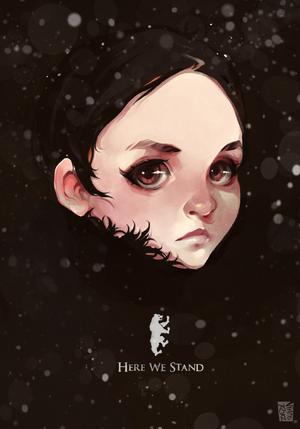 Lyanna Mormont (powieść)