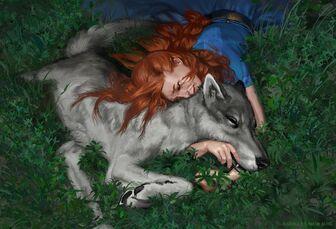 Sansa i Dama