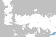 Mapa Cieśnina Szafranowa