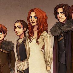 Dzieci lorda Eddarda