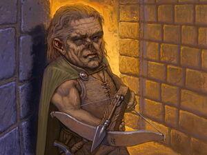 Rafal Hrynkiewicz Tyrion crossbow
