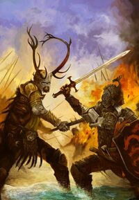 Robert Baratehon vs Rhaegar