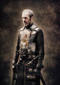 Stannis Baratheon w oporządzeniu