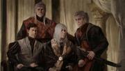 Aegon V Targaryen z synami