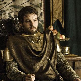 Renly na tronie
