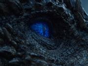 Viserions blue eye
