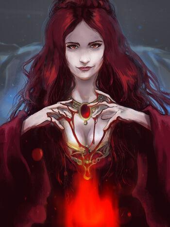 Melisandre (powieść)
