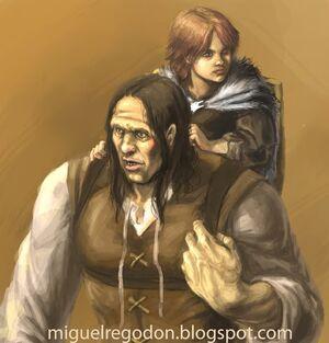 MiguelRegodónHarkness Bran Hodor