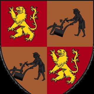 Herb Lannisterów z Darry
