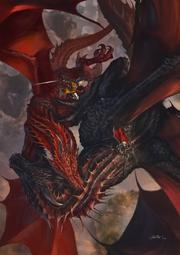 Walka Daemona z Aemondem