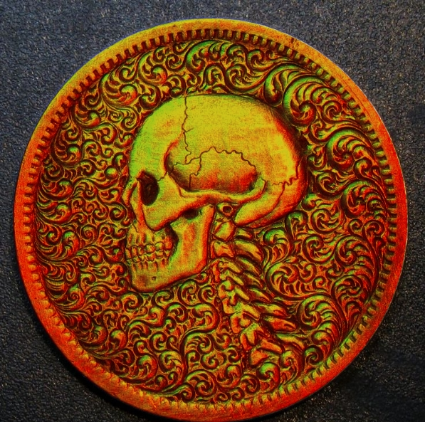 blood coin