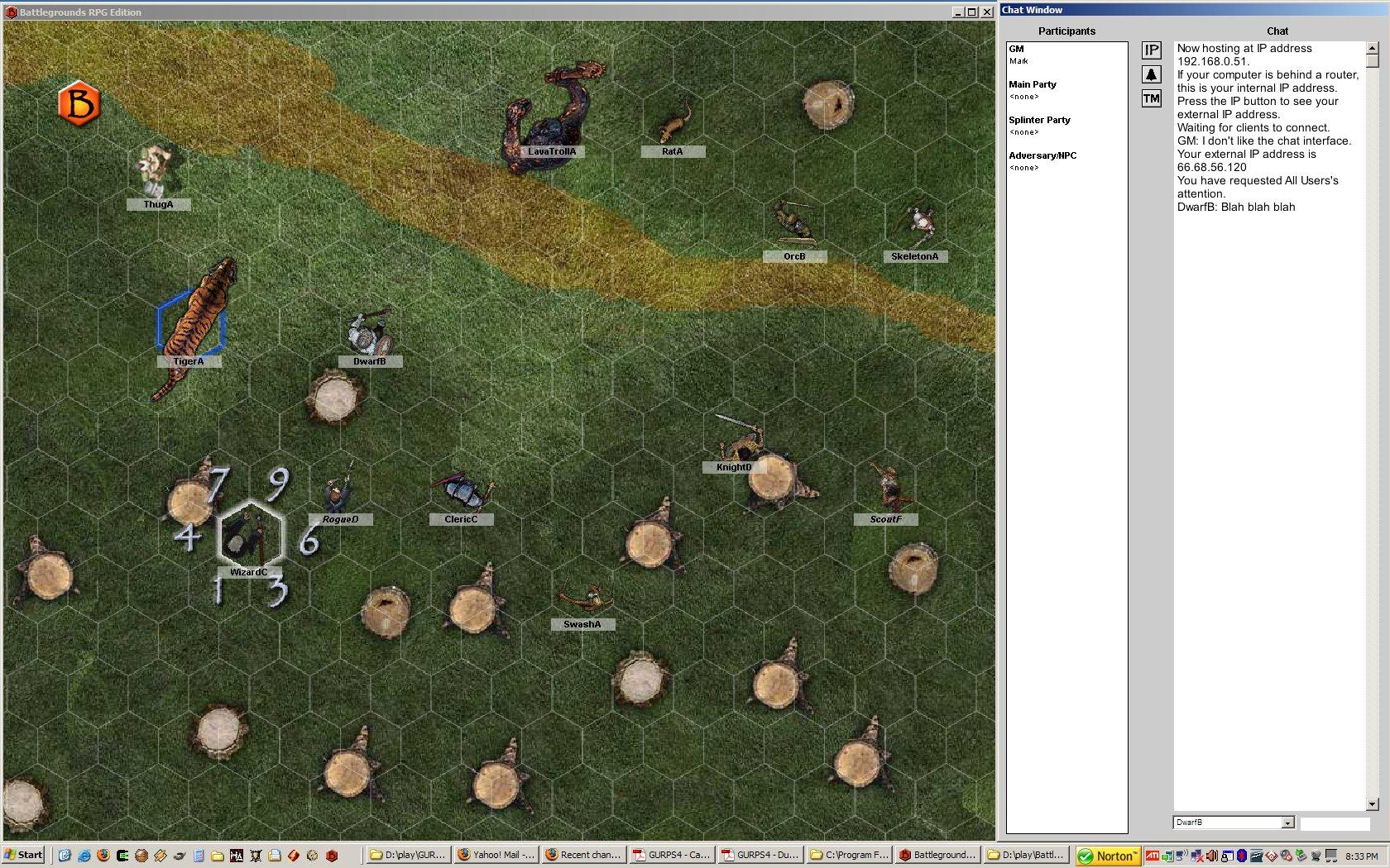 BattlegroundRPG-topdown