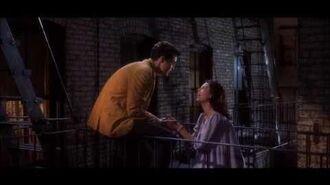 West Side Story - Tonight (1961) HD