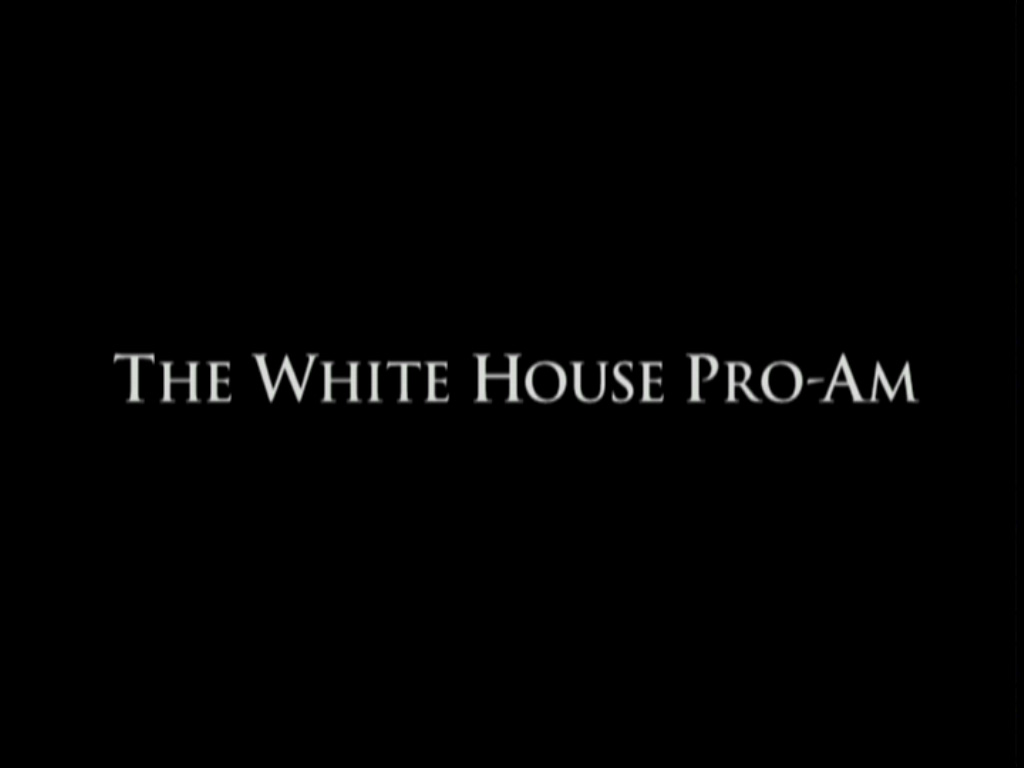 The White House Pro-Am | West Wing Wiki | FANDOM powered by Wikia