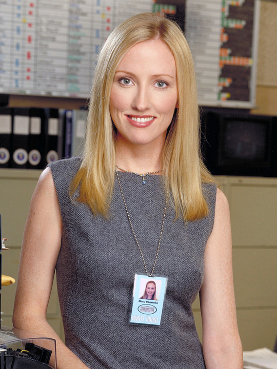 Donna moss west wing wiki fandom powered by wikia - Westwing opiniones ...