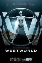 Westworld Staffel 1 Poster