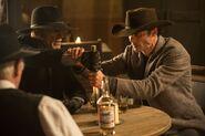 Contrapasso Man in Black Teddy Ford