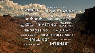 Critics Promo Westworld (HBO)