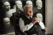 Robert Ford's wall of faces
