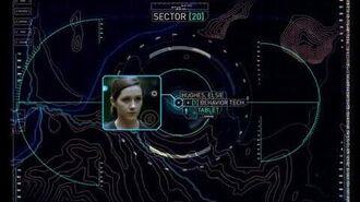 Westworld Tablet locating Elsie Stubbs