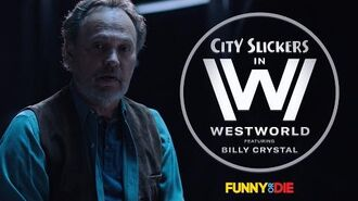 City Slickers in Westworld feat. Billy Crystal-0