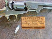 Colt1851Navy Cartridges