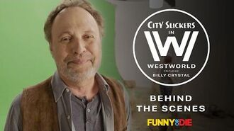 City Slickers in Westworld Behind The Scenes
