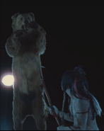 Kiksuya Bear standing still 02