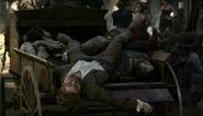 War dead bodies