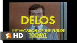 Westworld (1 10) Movie CLIP - Delos Commercial (1973) HD
