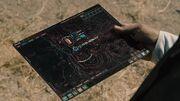 WW S02E03 Abernaty on the map