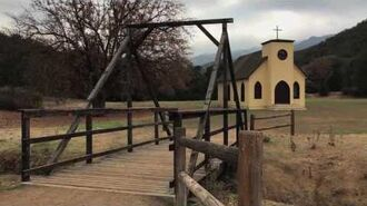 Westworld Filming Location - Escalante (Paramount Ranch)