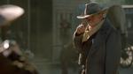 Sheriff saluting Armistice