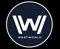Westworld (TV series) title logo