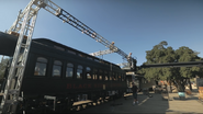 Sweetwater bts train set