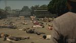 Train dolores teddy massacre vision