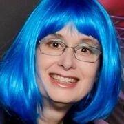 Blue.wig.glasses