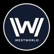 W westworld Logo