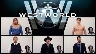 WESTWORLD THEME SONG ACAPELLA