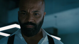 Passed Pawn Promotional — Jeffrey Wright