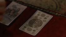 Maze Tarot Karte