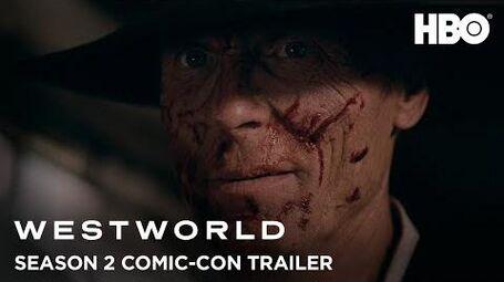 Westworld Season 2 Comic-Con Trailer (HBO)