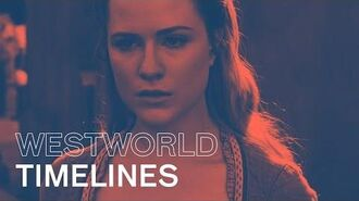 Westworld's multiple timeline theory