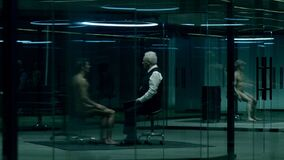 Westworld still teddy-reflections-blurred