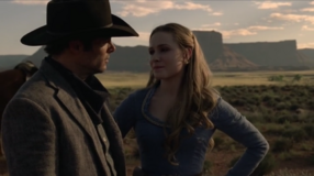 Dolores and Teddy