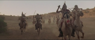 Ghost nation cavalry charge