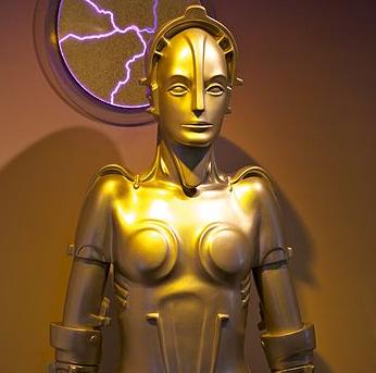 Maria from the film Metropolis