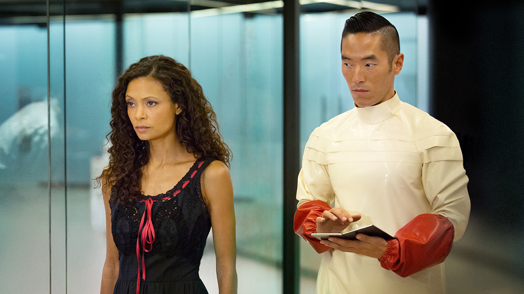 Image result for westworld lee sizemore and felix