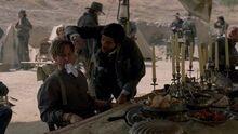 Westworld S01 E09 Willam and Logan