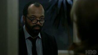 Bernard Faces an Unlikely Saboteur Westworld (HBO)